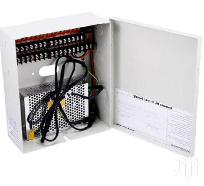 Archive: 30 Amperes 24 Volts Power Supply Closed