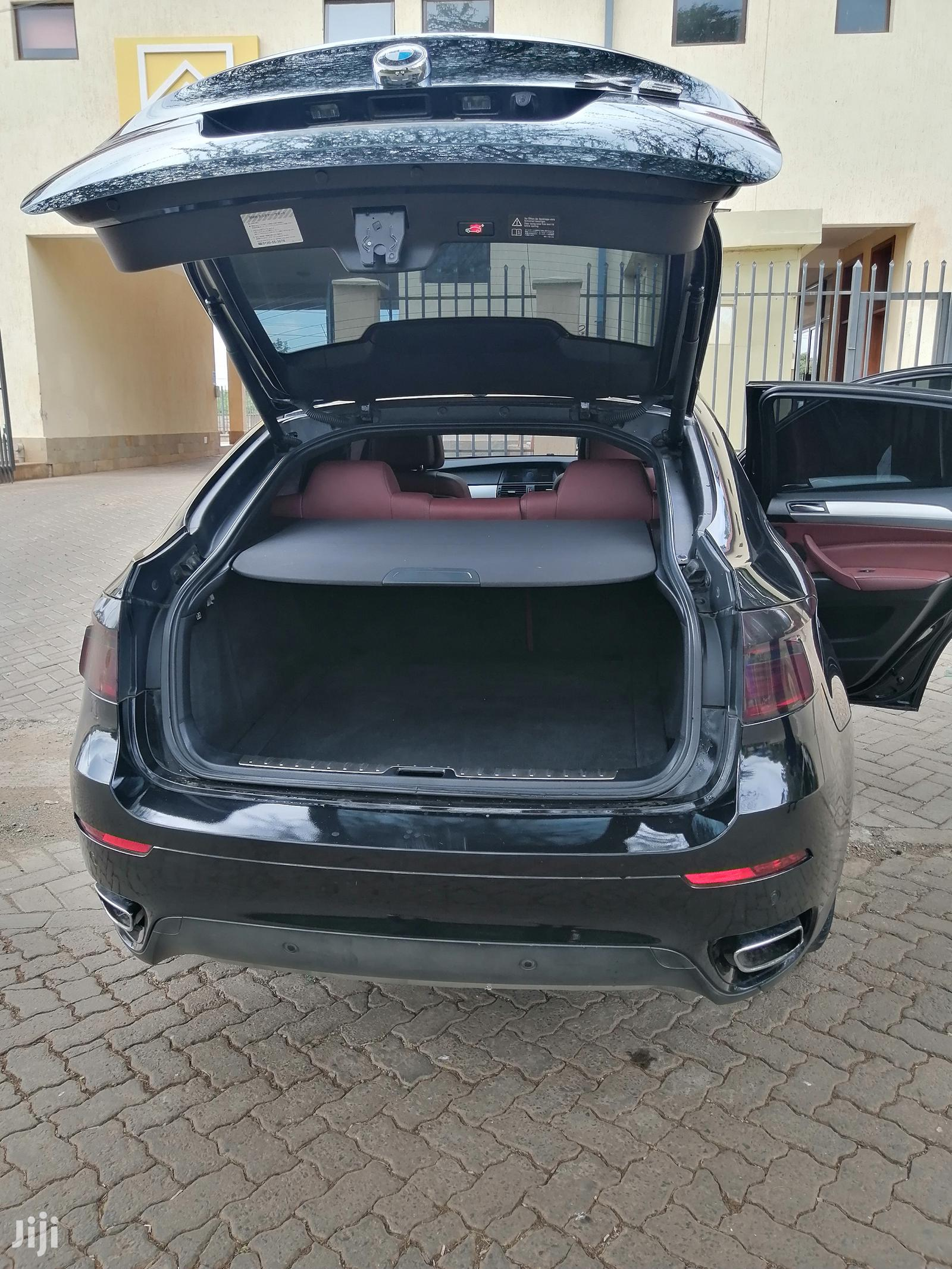 Archive: BMW X6 2013 Black