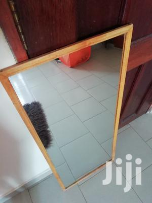 Mirror, Wood Frame