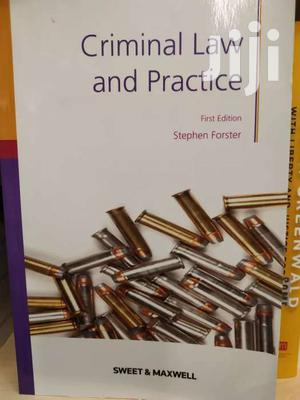 Criminal Law And Practice Sweet And Maxwell | Books & Games for sale in Nairobi, Nairobi Central