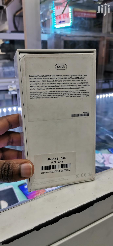 New Apple iPhone 6 64 GB Gray   Mobile Phones for sale in Nairobi Central, Nairobi, Kenya