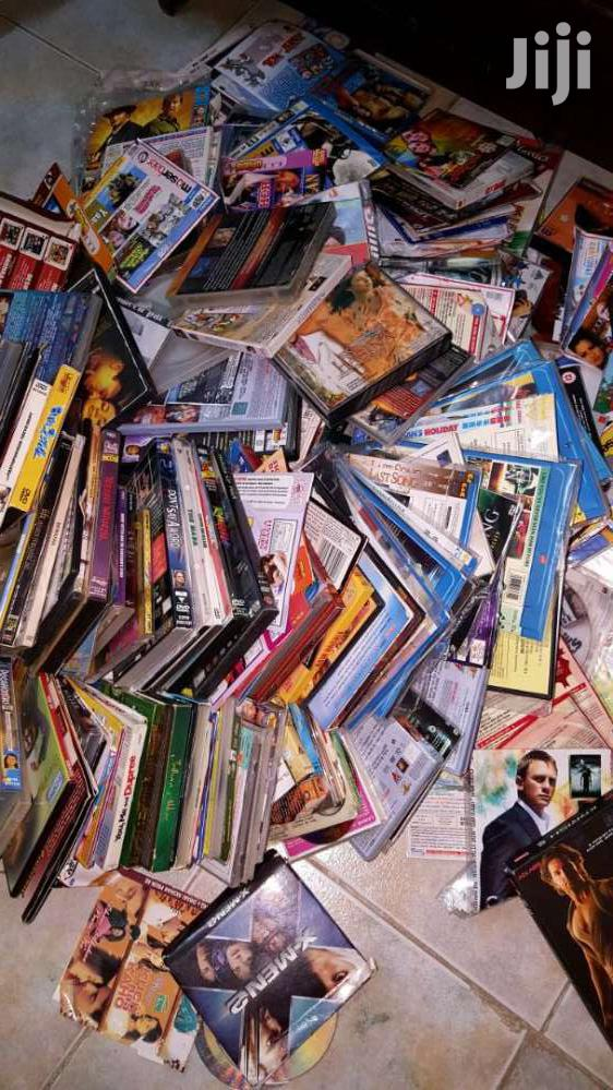 Original Dvds And Vcds | CDs & DVDs for sale in Tononoka, Mombasa, Kenya