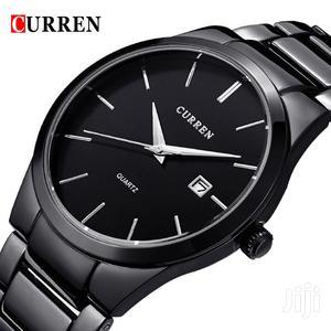 Curren Men Black Watch | Watches for sale in Nairobi, Nairobi Central