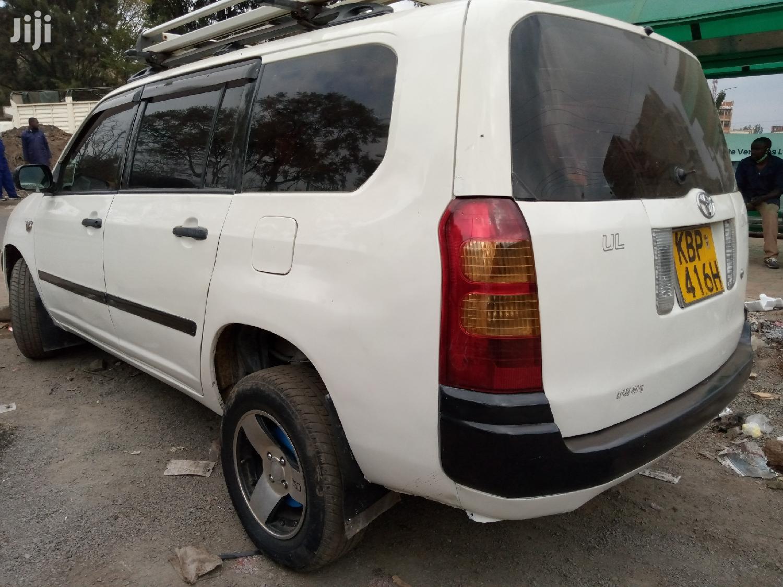 Toyota Succeed 2006 White | Cars for sale in Nairobi Central, Nairobi, Kenya