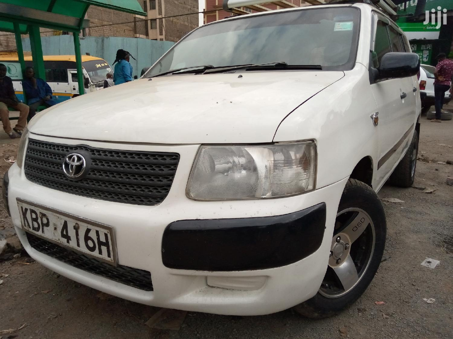 Toyota Succeed 2006 White