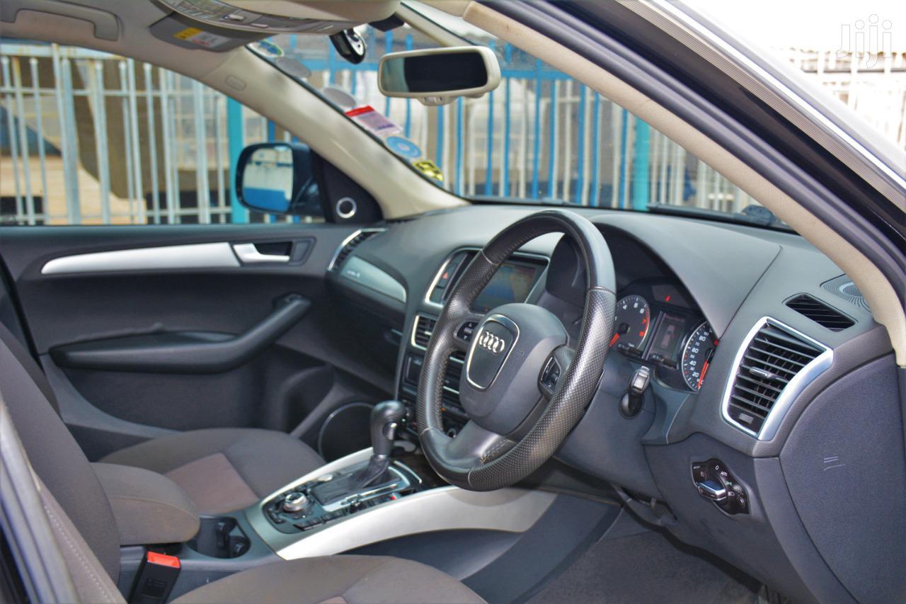 Audi Q5 2010 3.2 Premium Quattro Black   Cars for sale in Nairobi South, Nairobi, Kenya
