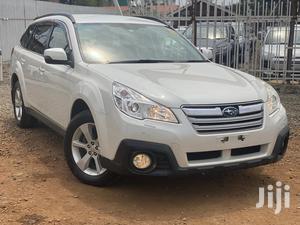 Subaru Outback 2013 White | Cars for sale in Nairobi, Kilimani