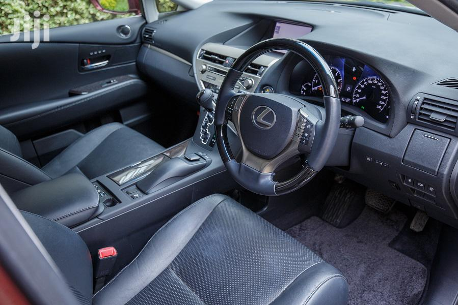 Lexus RX 2013 Red | Cars for sale in Kilimani, Nairobi, Kenya