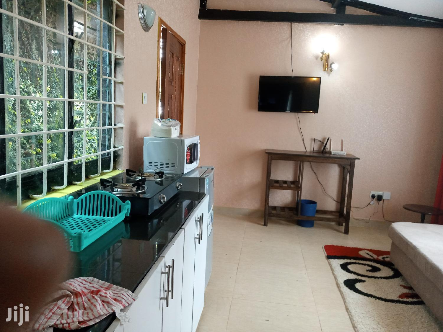 Archive: Furnished Studio In Kilimani