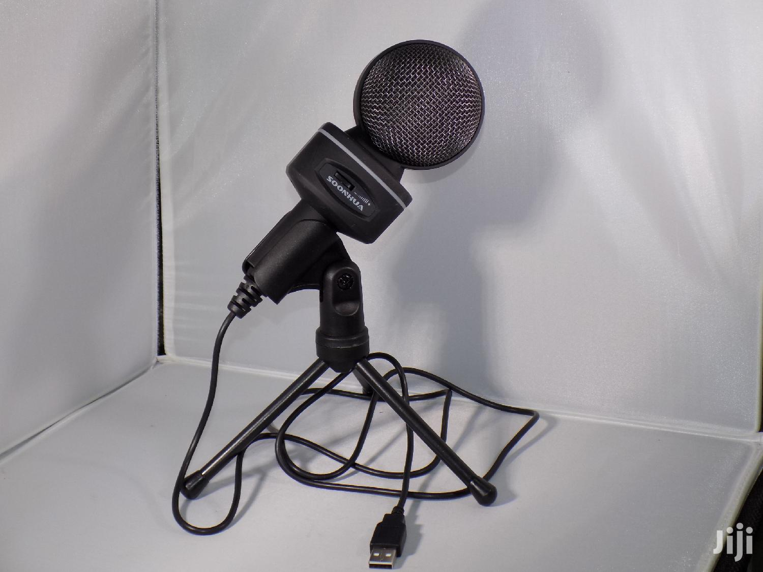 Laptop Podcast Skype Youtube Table Mic Usb In Nairobi Central Audio Music Equipment Hechs Smart Gadgets Jiji Co Ke For Sale In Nairobi Central Buy Audio Music Equipment From