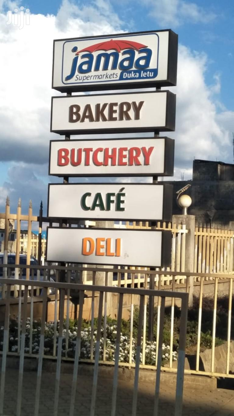 We Design 3D Signs | Manufacturing Services for sale in Nairobi Central, Nairobi, Kenya