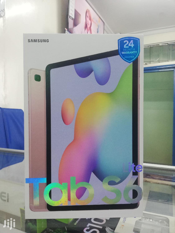 New Samsung Galaxy Tab S6 Lite 64 GB Black