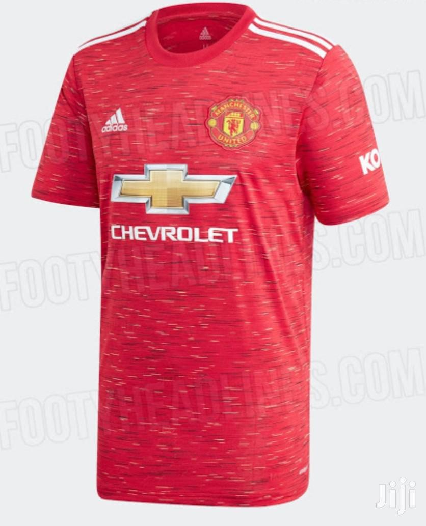 Manchester United Man U JERSEY Home 2020/21