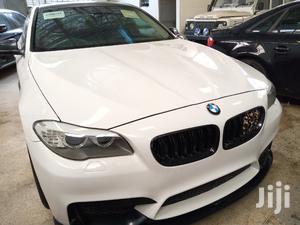 BMW 520i 2013 White | Cars for sale in Mombasa, Mvita