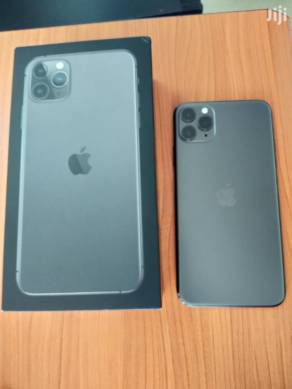 New Apple iPhone 11 Pro Max 256 GB Black | Mobile Phones for sale in Nairobi Central, Nairobi, Kenya