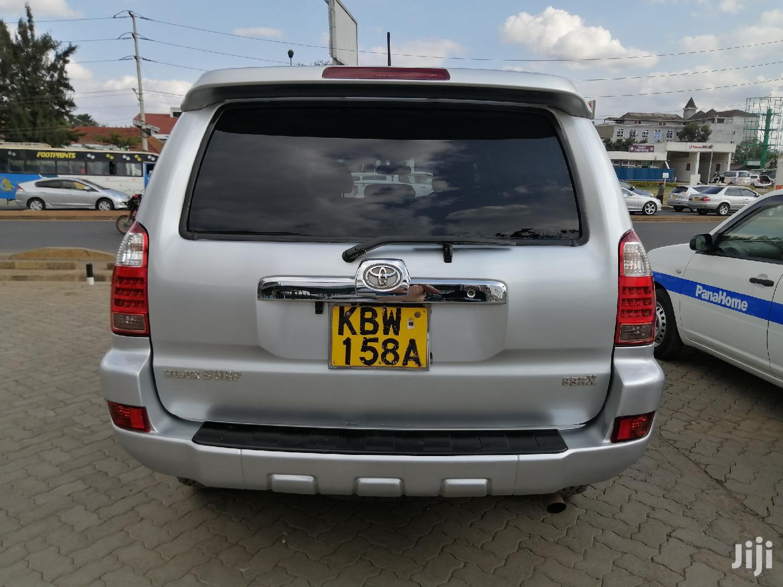 Toyota Surf 2006 Silver | Cars for sale in Kilimani, Nairobi, Kenya