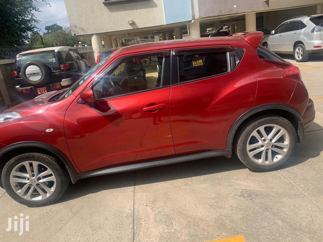 Nissan Juke SV Automatic 2012 Red | Cars for sale in Nairobi Central, Nairobi, Kenya