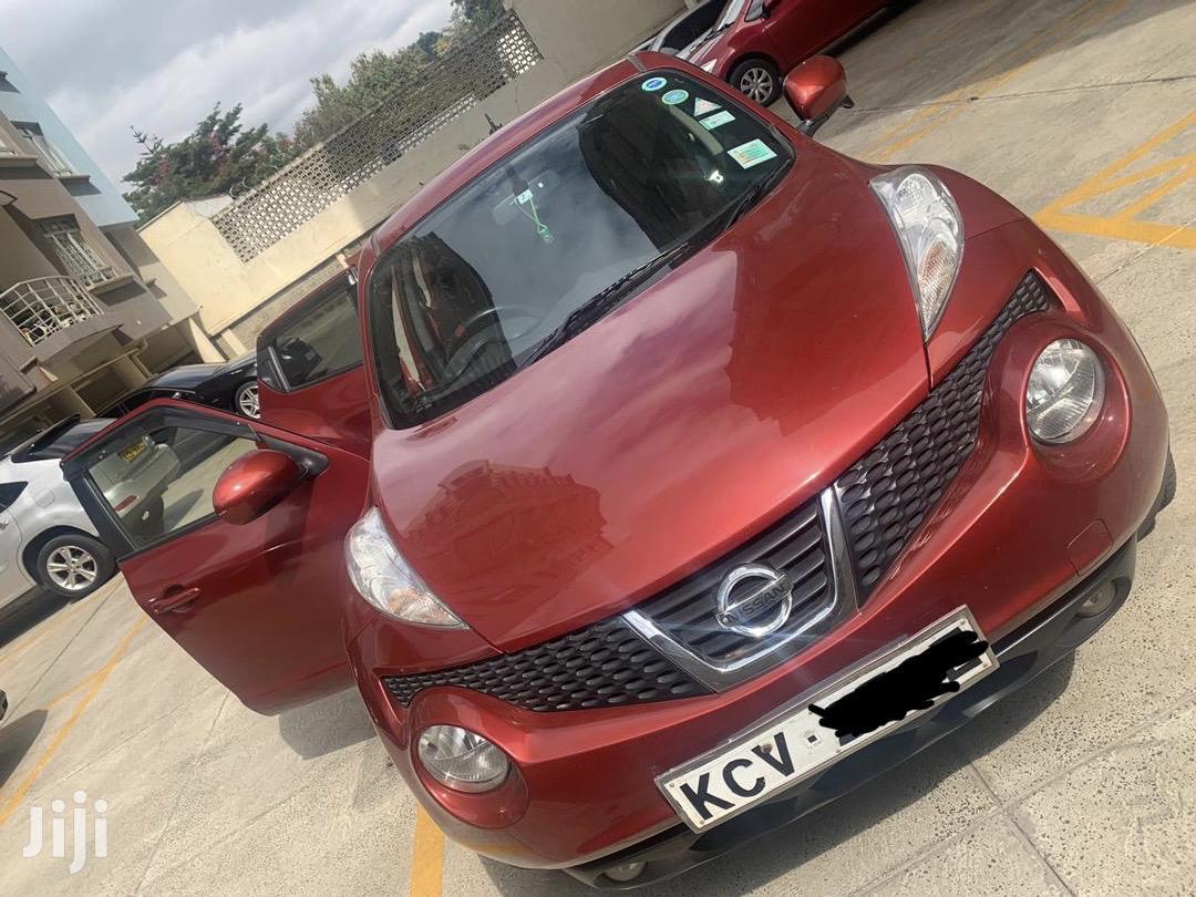 Nissan Juke SV Automatic 2012 Red