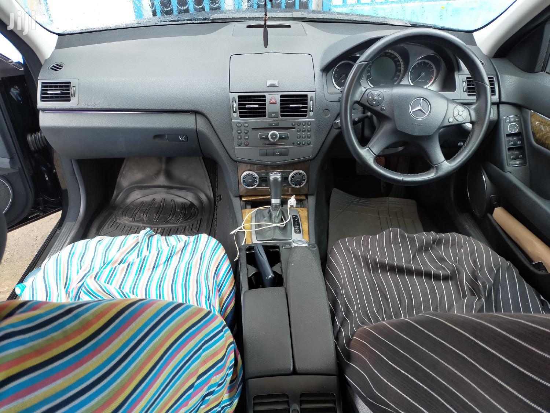 Mercedes-Benz C200 2010 Black | Cars for sale in Shimanzi/Ganjoni, Mombasa, Kenya