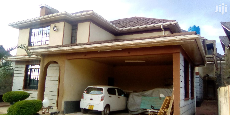Archive: Five Bedrooms Maisonette In Serengeti Court Membley