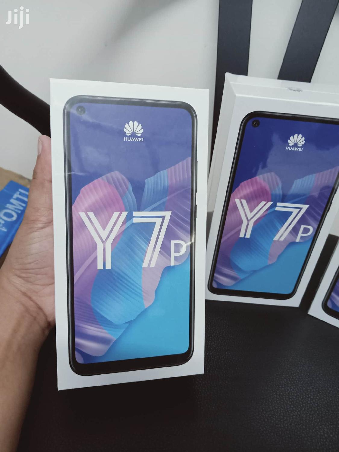 New Huawei Y7p 64 GB Black | Mobile Phones for sale in Nairobi Central, Nairobi, Kenya