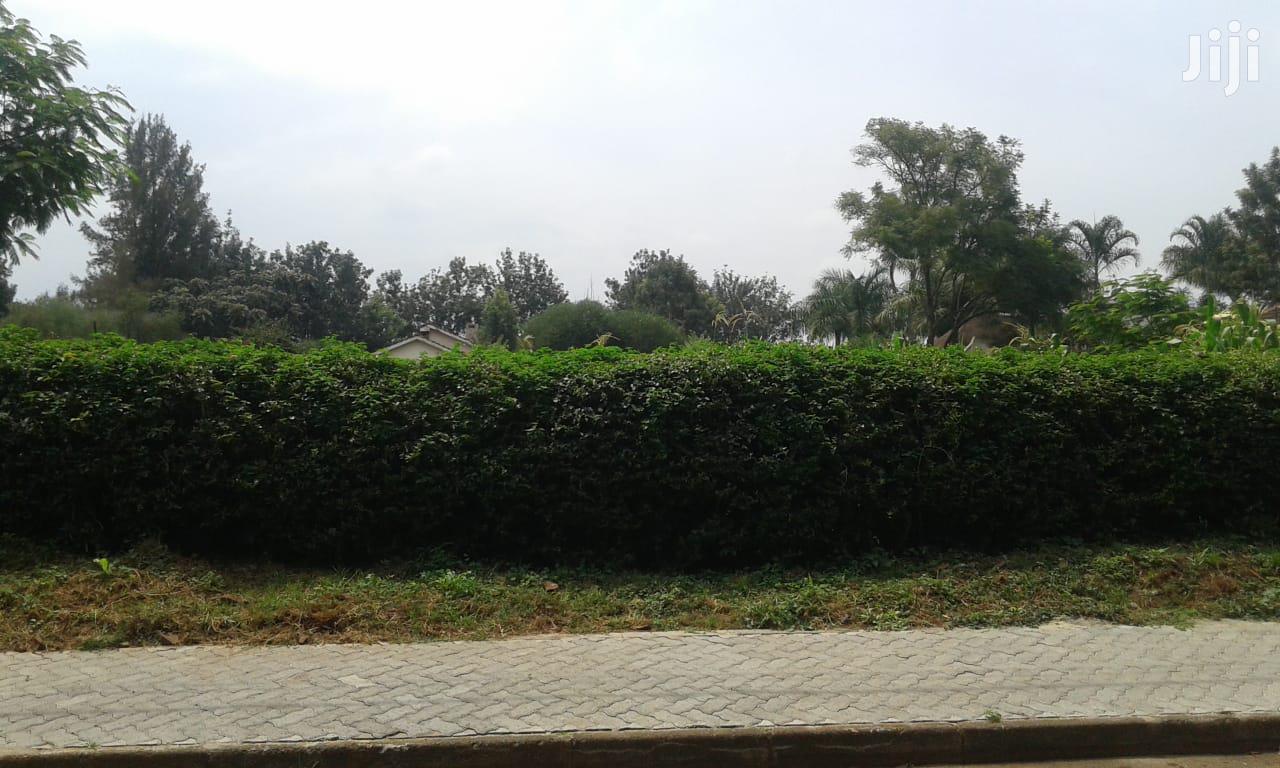 Archive: Half Acre Plot for Sale in Runda Estate