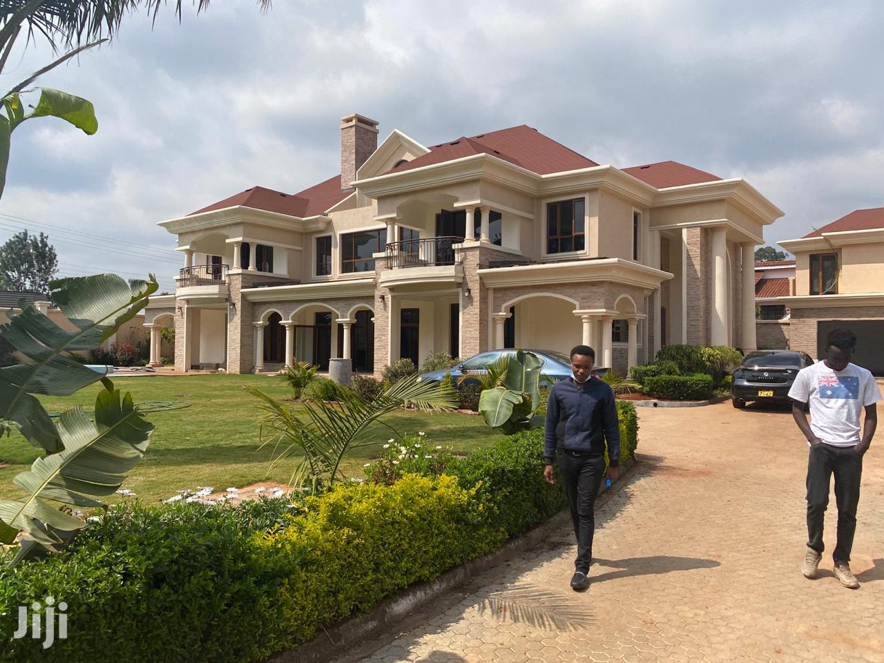 Archive: Exclusive! Luxurious Modern 6 Bedroom Mansion In Runda