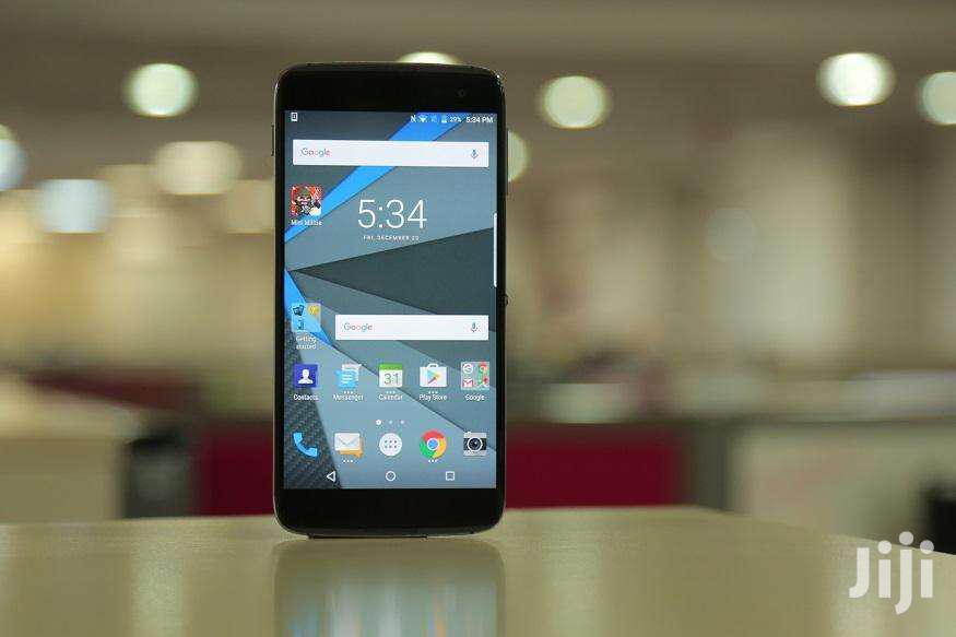 Archive: New BlackBerry DTEK60 32 GB Black