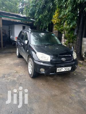 Toyota RAV4 2005 Black   Cars for sale in Mombasa, Kisauni