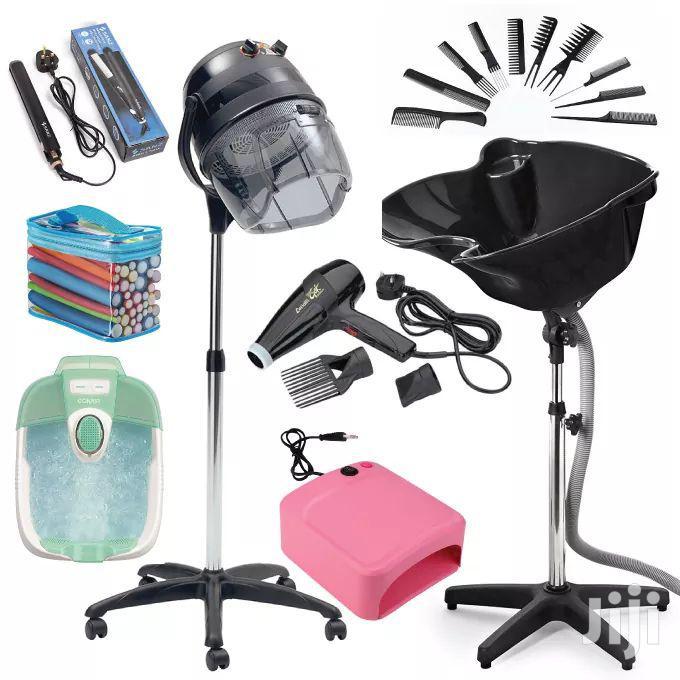 Salon Sets Equipments