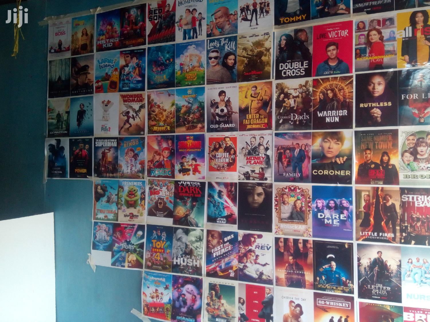 Archive: Towers Latest Movies And Series