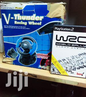 Ps2 Driving Wheel Plus Wrc