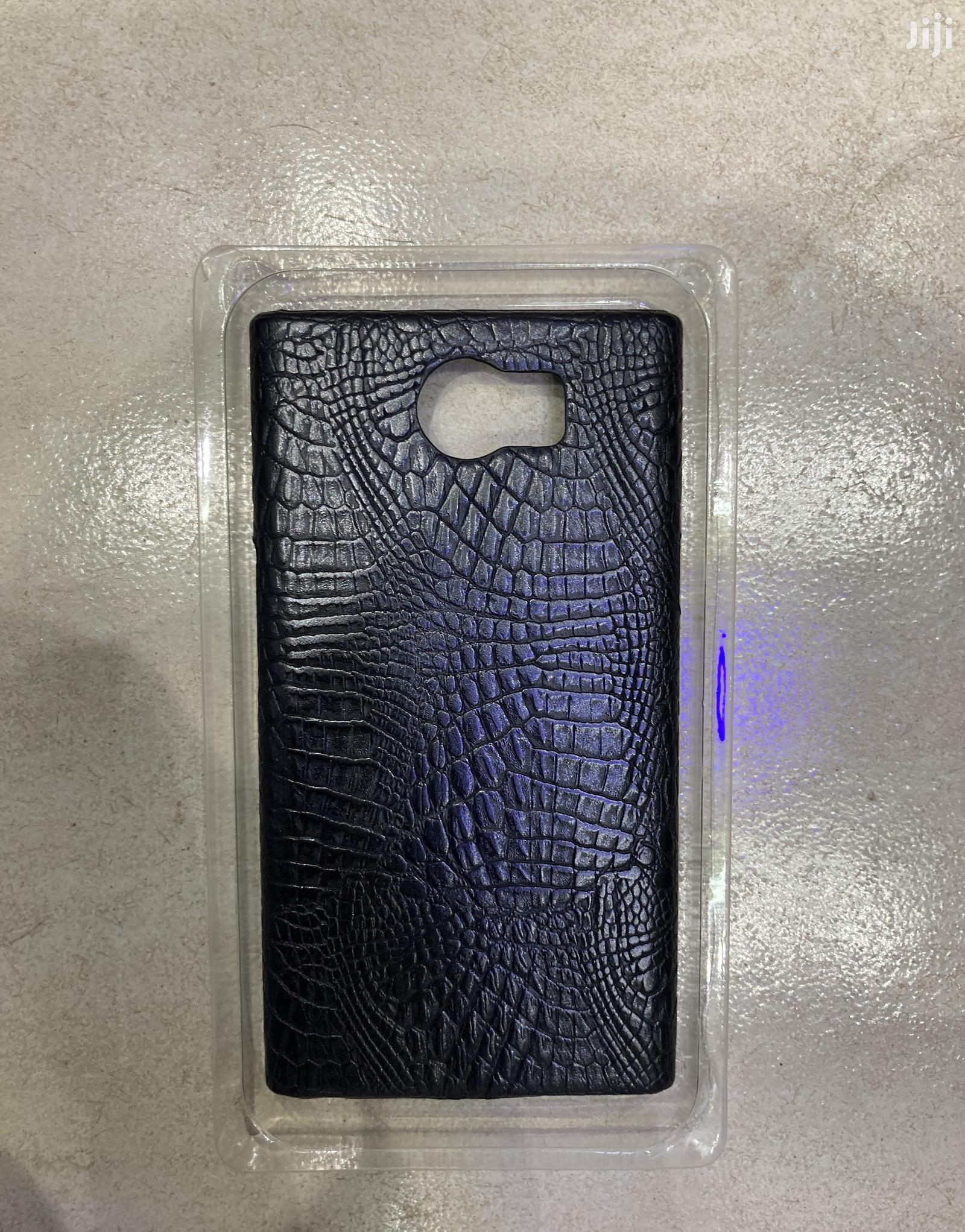 Blackberry Priv Croco Design Back Case