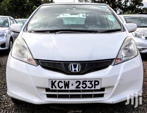 Honda Fit Automatic 2012 White
