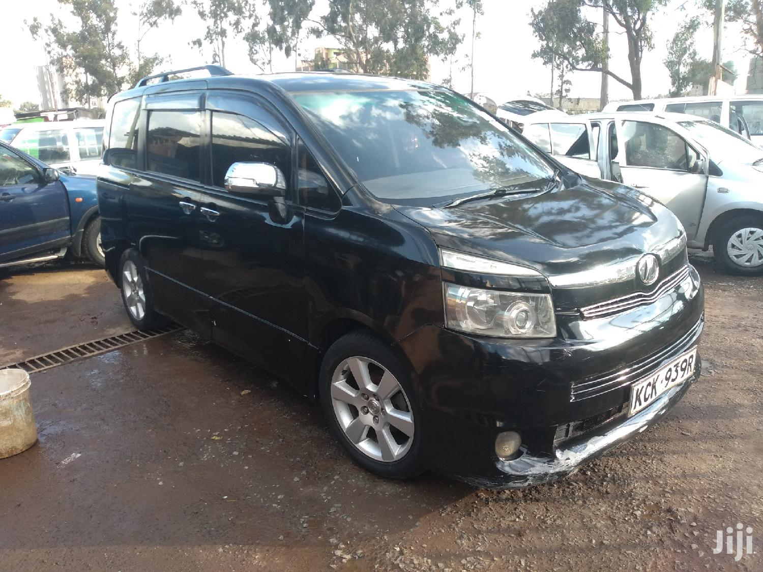 Toyota Voxy 2010 Black | Cars for sale in Nairobi Central, Nairobi, Kenya