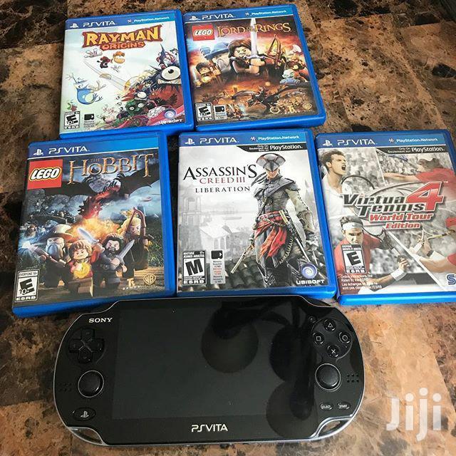 Sony PS Vita Console On Sale