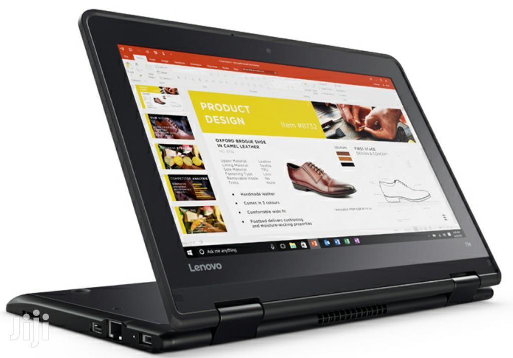 Laptop Lenovo ThinkPad Yoga 4GB Intel Pentium HDD 320GB | Laptops & Computers for sale in Nairobi Central, Nairobi, Kenya