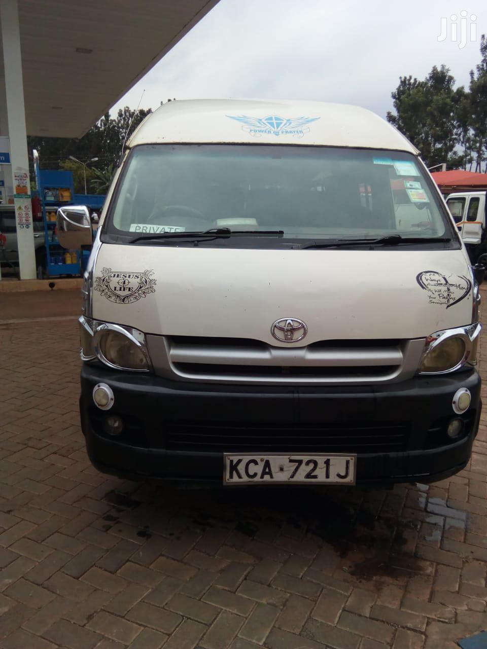 Toyota (Box) Hiace | Buses & Microbuses for sale in Thika, Kiambu, Kenya