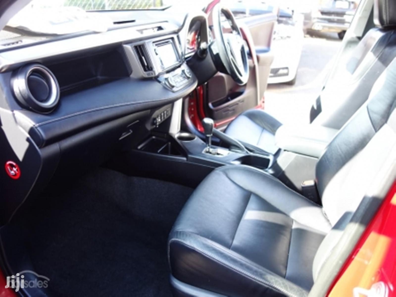 Archive: Toyota RAV4 2013 Brown