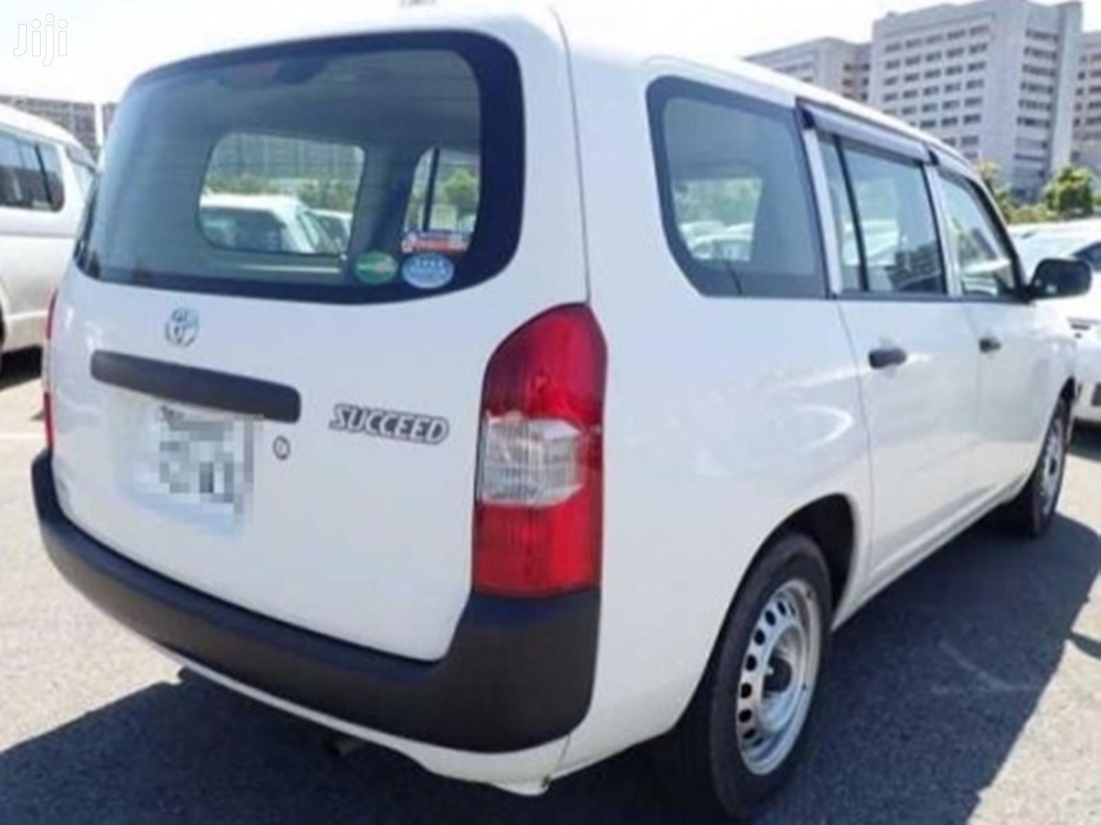 Toyota Succeed 2015 White | Cars for sale in Parklands/Highridge, Nairobi, Kenya