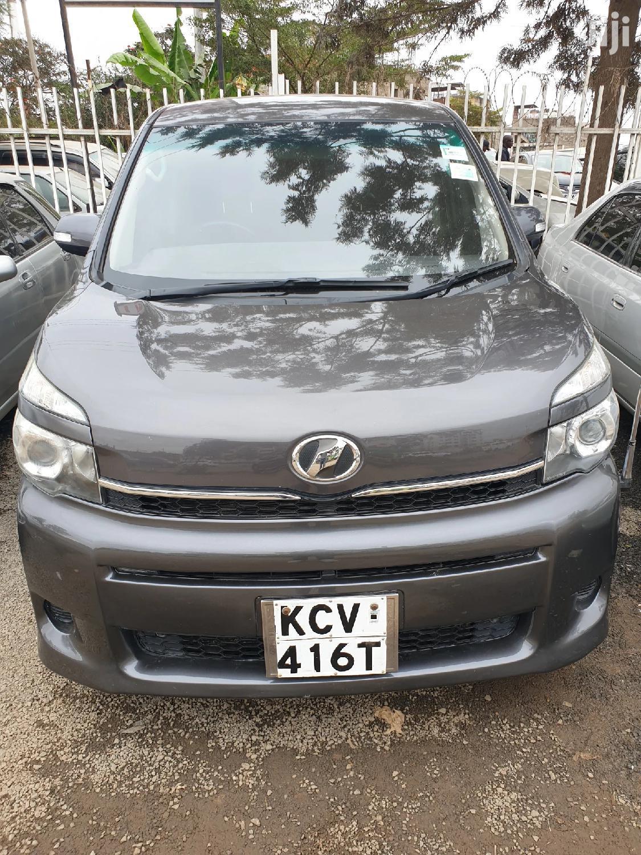 Toyota Voxy 2012 Gray   Cars for sale in Komarock, Nairobi, Kenya