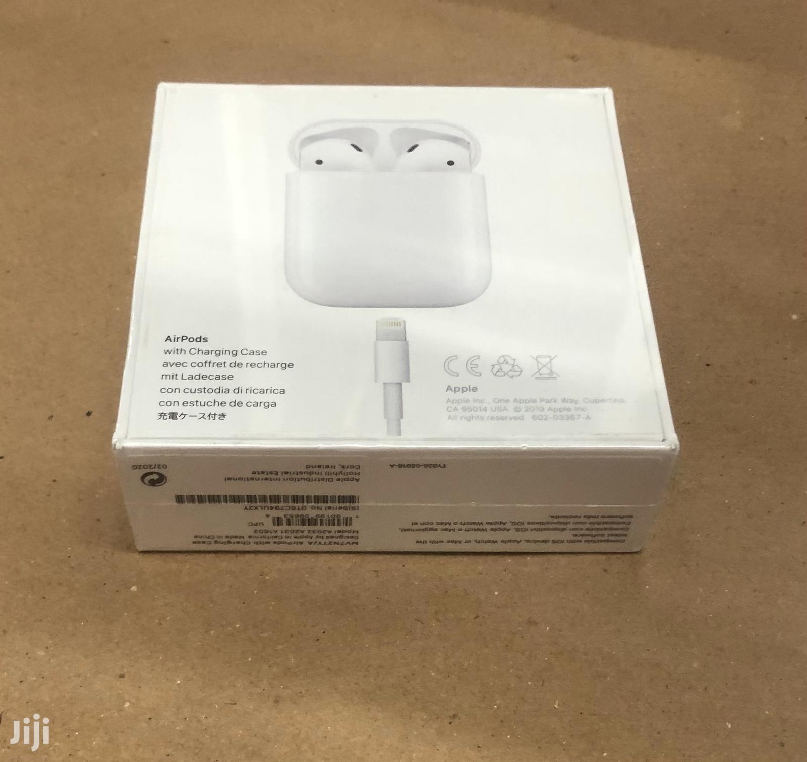 Airpods 2nd Generation In Nairobi Central Accessories For Mobile