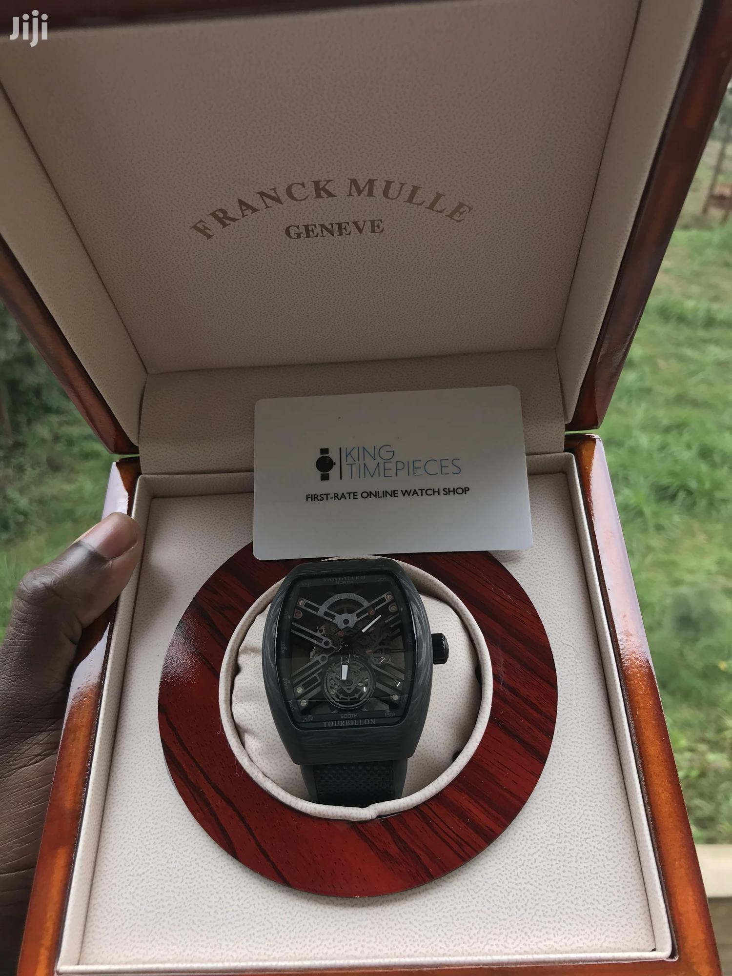 FRANK MULLER Carbon Fibre Watch Available on Preorder | Watches for sale in Kileleshwa, Nairobi, Kenya