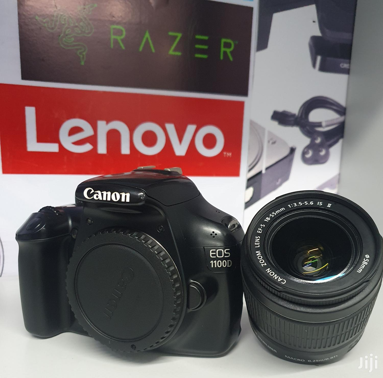 CANON EOS 1100D   Photo & Video Cameras for sale in Nairobi Central, Nairobi, Kenya