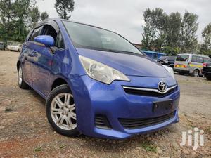 New Toyota Ractis 2012 Blue
