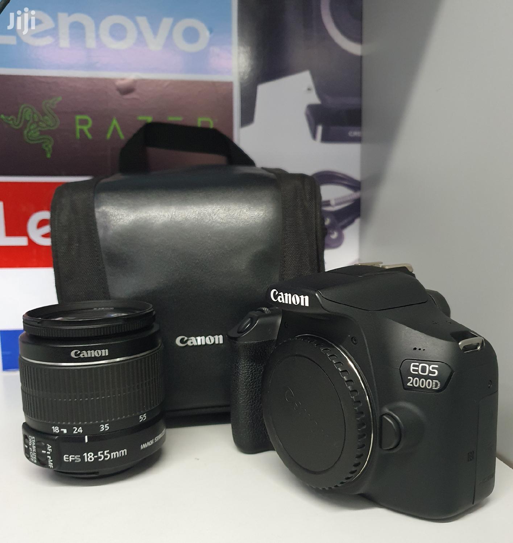 Canon Eos 2000d | Photo & Video Cameras for sale in Nairobi Central, Nairobi, Kenya