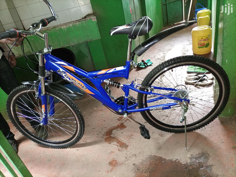 Brand New Mountain Bike With Three Shocks and Gears | Sports Equipment for sale in Ngara, Nairobi, Kenya
