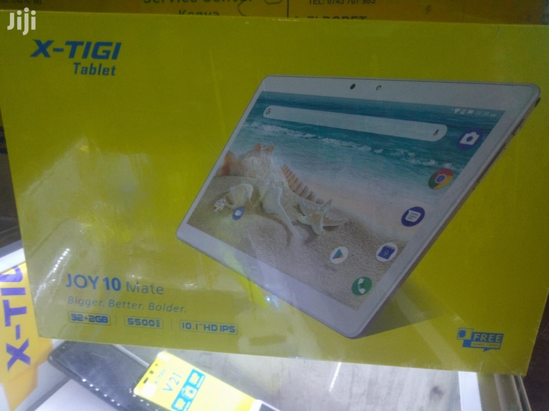 New X-tigi Joy Mate 10 32 GB Gray | Tablets for sale in Nairobi Central, Nairobi, Kenya
