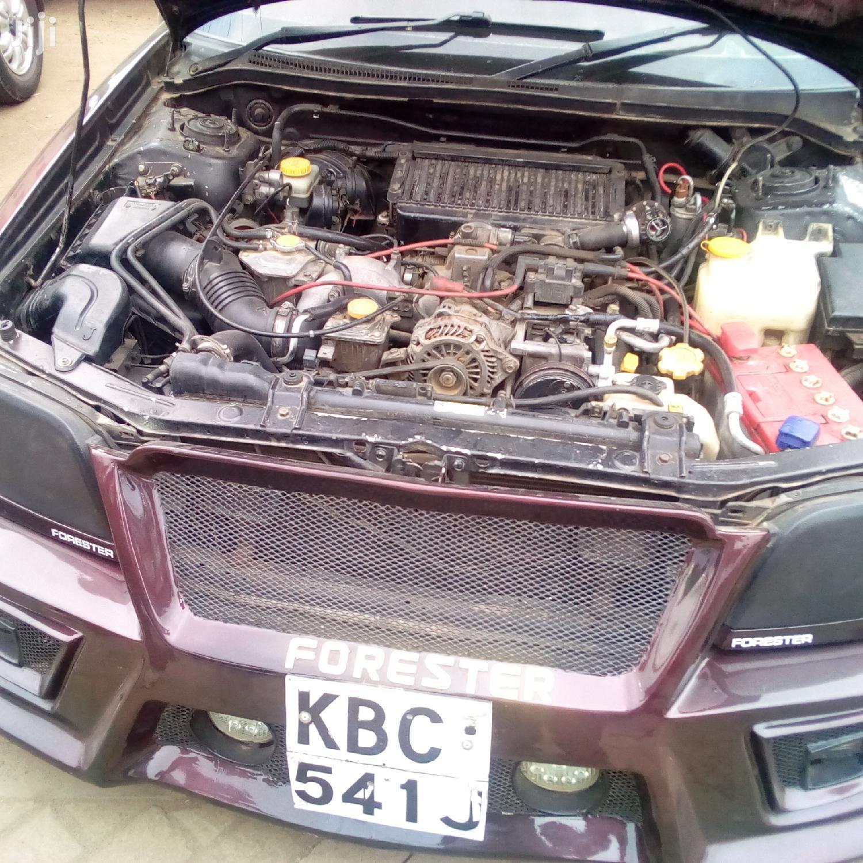 Subaru Forester 2006 2.0 X Trend Brown | Cars for sale in Nairobi Central, Nairobi, Kenya