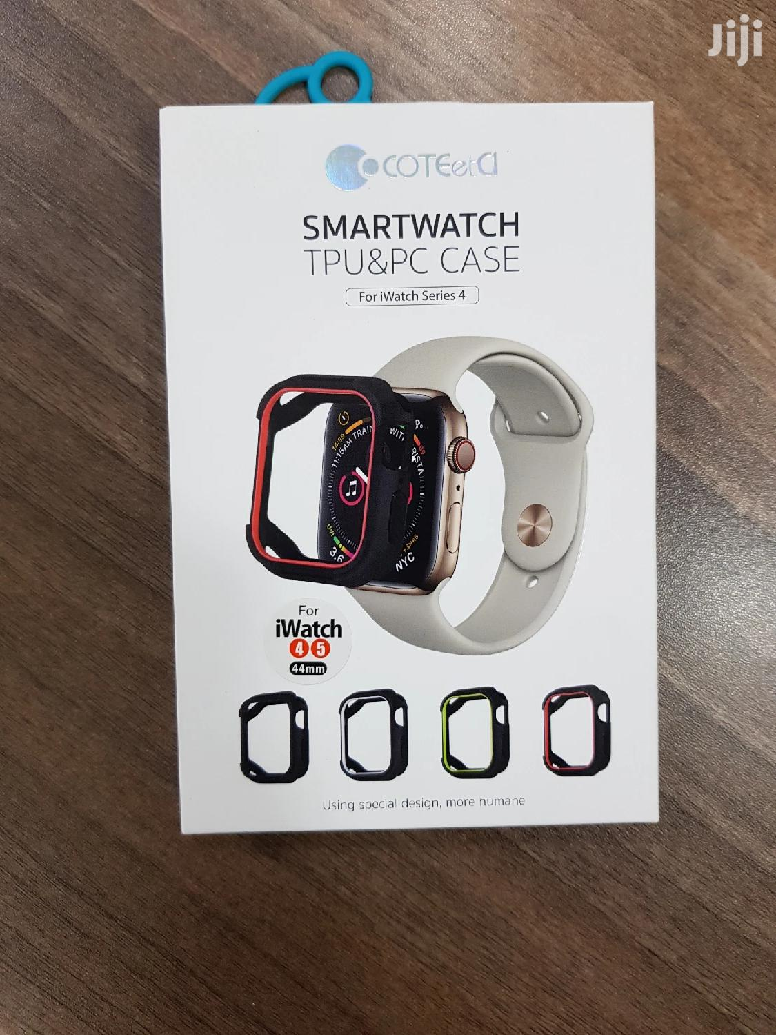 Apple Coteetci TPU and PC Integrated Iwatch Case -40/ 44mm | Smart Watches & Trackers for sale in Nairobi Central, Nairobi, Kenya